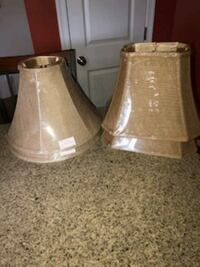 4 Tan Lamp Shades Fort Washington