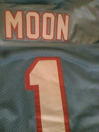 Warren Moon Brand New sizes 2,3,4xl Washington