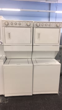 white washer and dryer set Toronto, M3J 3K7