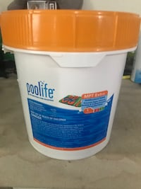 "Pool-Life 3"" Multi-Function Chlorinating Tabs Washington"