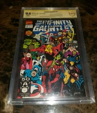 Infinity Gauntlet #3 Comic Book  Katy, 77494