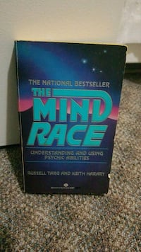 The National Bestseller The Mind Race book New Westminster, V3M