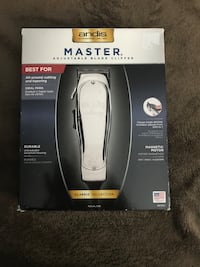 NEW!! Andis MASTER Adjustable Blade Clipper  St Thomas, N5R 6M6