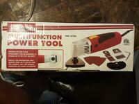 Chicago Electric multifunction power tool box Capitol Heights, 20743