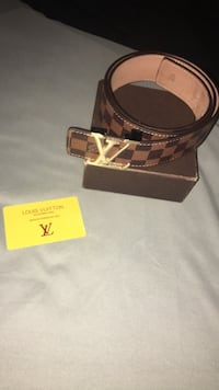 Louis Vuitton Coffee belt Liberty Hill, 78642