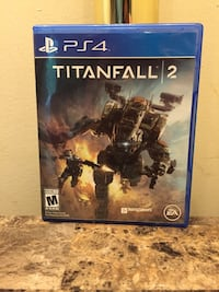 Titanfall 2,ps 4,like new used once or twice Windsor Mill, 21244