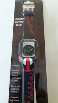 Smart Watch Skin Deadpool