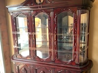 BEAUTIFUL UNQIUE CABINET   - EXCELLENT COND- FREE DELIVERY TODAY!????