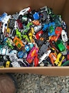 Lot (over 200) Hot Wheels