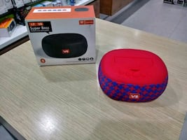 Super bass wireless speaker