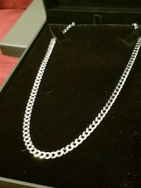 Brand New White Gold Curb Chain  Burnaby, V3J 1S3