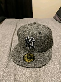 NY Yankees Fitted Hat ~ Size 7 3/8 Baldwinsville, 13027