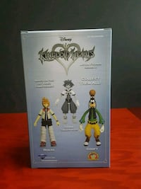 Goofy action figure from Disney Kingdom Heart  Annandale, 22003