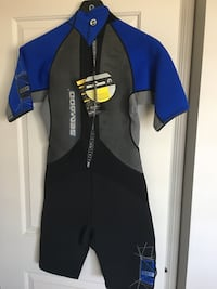 Men's sea doo wetsuit. Brand new with tags. Size large Edmonton, T6N 1M5