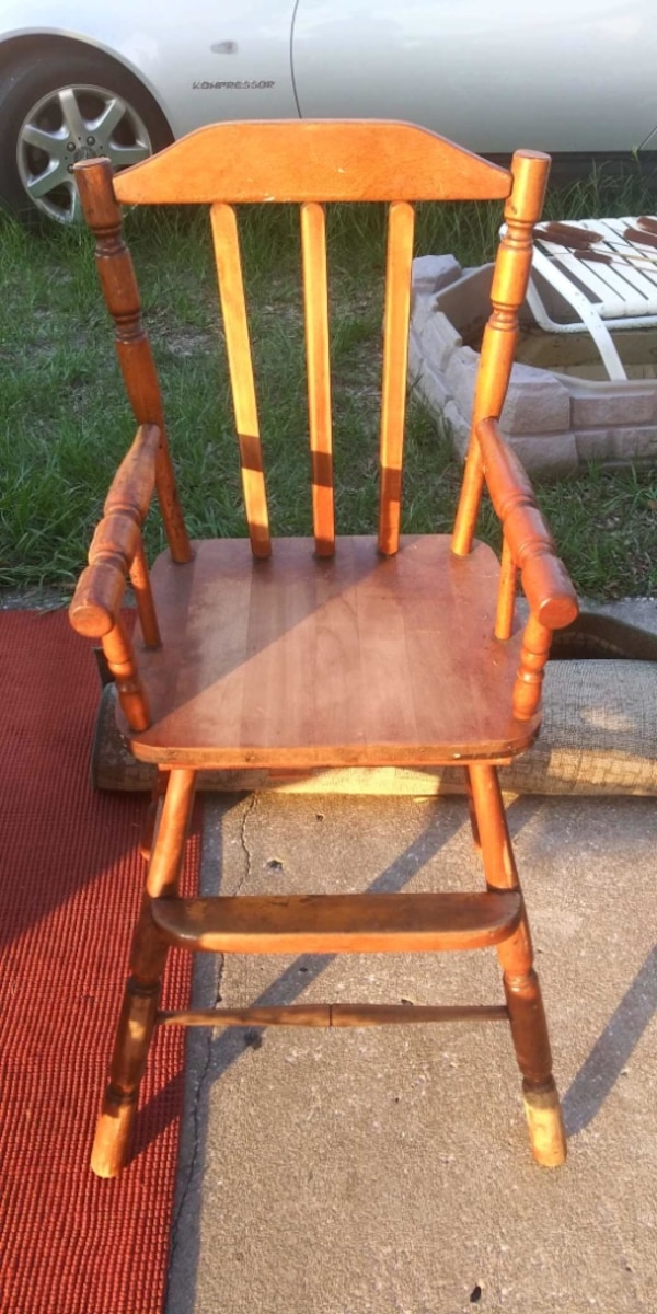 Swell Vintage Thayer Tops For Tots Highchair Booster Seat Spiritservingveterans Wood Chair Design Ideas Spiritservingveteransorg