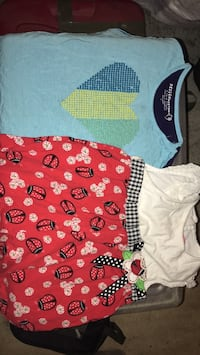 Girls baby clothes 24-18-12 mo