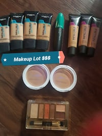 Brand new makeup lot Winnipeg, R3B 2W8