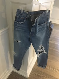 Levi's 501 s high waisted size 30 Vaughan, L4J 3N7