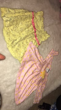 Girls 3-6 and 6-9 months dresses Mayfield, 44143