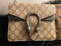 Leather Gucci purse(LAST PRICE) Toronto, M3A 2G4