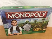 Monopoly: The Wizard of Oz 75th Anniversary Collector's Edition Murray, 84107