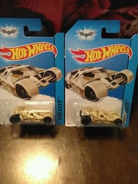 HOT WHEELS BATMOBILE TUMBLER CAMO DIECAST