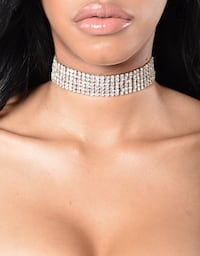 Fashion Nova Kim Choker