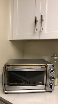 gray and black toaster oven 2411 mi