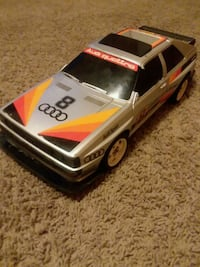 Audi Quatro 1986 RC Car Council Bluffs, 51501