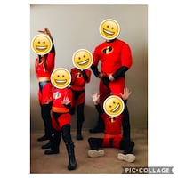 The Incredibles costume  Calgary, T3G 2C1