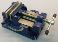 "Drill Press Vise - Tilting 3.5"" Bentonville"