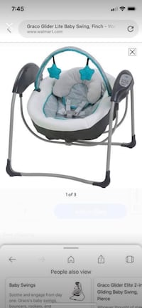 Graco Infant Glider Baltimore, 21219
