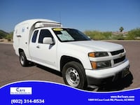 2009 Chevrolet Colorado Extended Cab for sale Phoenix
