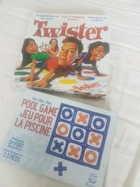Twister and BRAND NEW pool game
