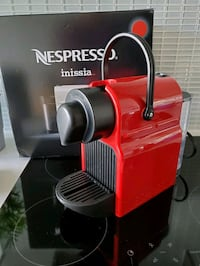 Nespresso Inissia with box Toronto, M4P 1R8