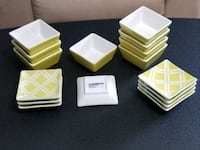 Set of small condiment dishes from Crate & Barrel Mississauga, L5A