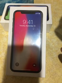 IPHONE X256GB BRAND NEW carrier AT&T Annandale, 22003