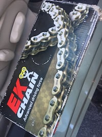 Motorcycle chain North Las Vegas, 89032