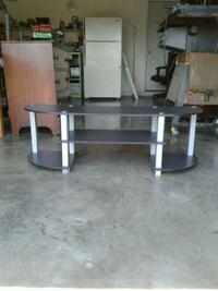 black and gray TV stand Hagerstown