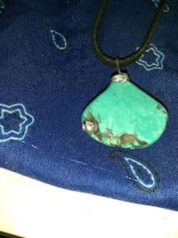AUTHENTIC REAL TURQUOISE NECKLACE Yukon
