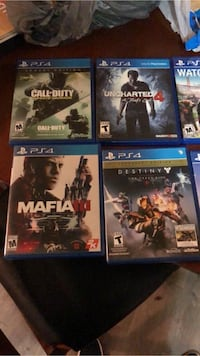 Ps4 games  New Windsor, 21776