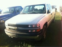 Parting  out 2001 Chev 1/2 ton PU Chemainus