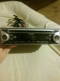 Sony Car Radio And CD Player Grovetown, 30813