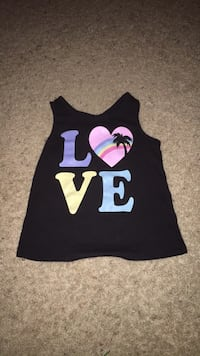 Children's place toddler tank top 1129 mi