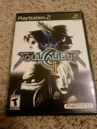 Soul calibur ps2 Plainwell, 49080