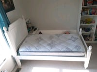 Twin bed and mattress. Best offer welcomed.