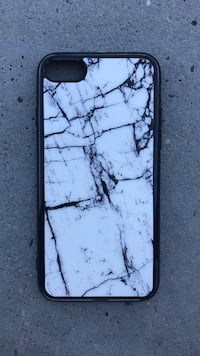 White and black iphone 8 case Calgary, T2A