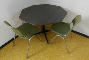 Vintage kitchen tables(chairs listed separately)
