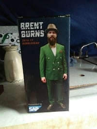 Brent Burns 2016-17 Bobblehead  San Jose, 95110