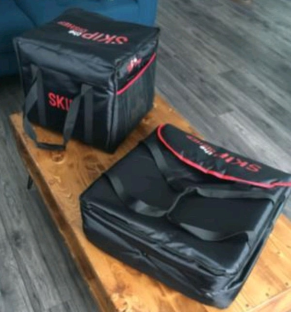6638d037206d Used Skip the dishes delivery bags for sale in Toronto - letgo